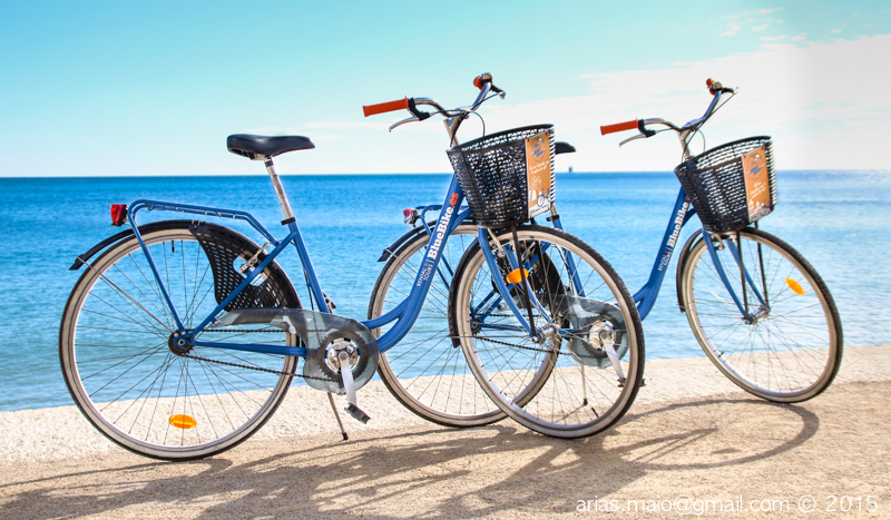 Rent a bike at blue bike rental tours alicante in alicante Motor cycle rentals