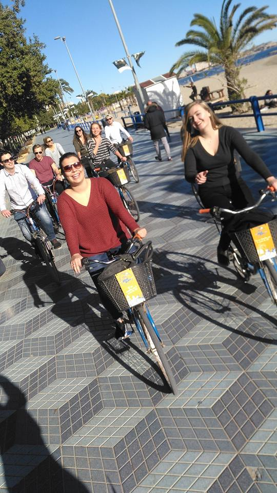 Rent A Bike At Blue Bike Rental Amp Tours Alicante In