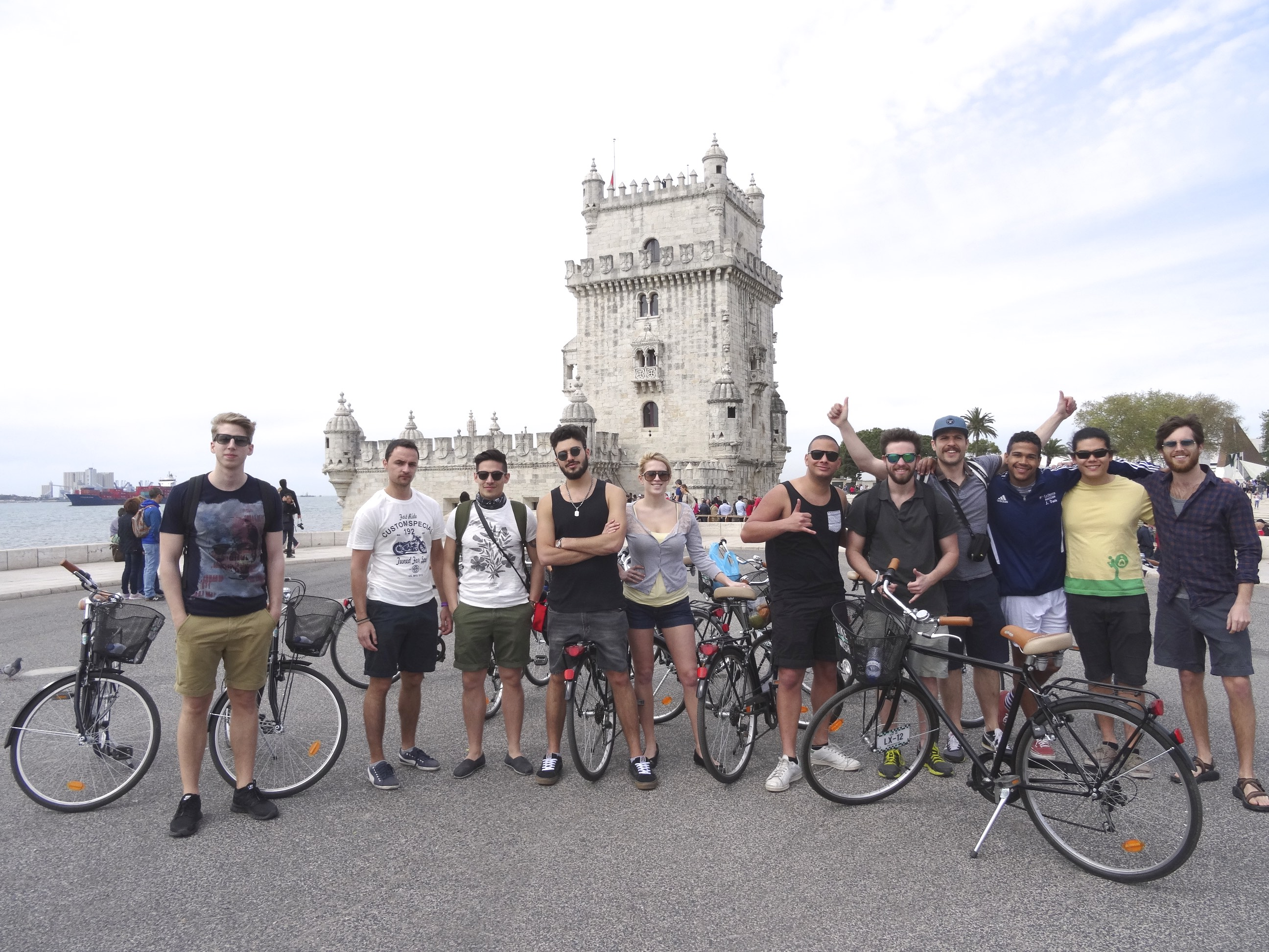 Bike A Wish Bike Rental Tours Tours In Lisbon